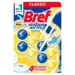 Средство для унитаза Bref Blue Aktiv Duo Lemon 2x50г
