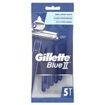 Станки для бритья одноразовые Gillette Blue2 5шт