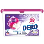 Detergent capsule Dero Lavanda&Iasomie 50buc
