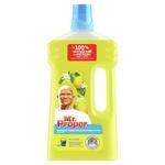 Detergent universal Mr.Proper Lemon 1l