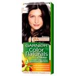 Стойкая питательная крем-краска для волос Garnier Color Naturals 1 Черный