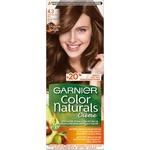 Стойкая питательная крем-краска Garnier Color Naturals 4.3 Золотистый каштан