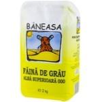 Мука пшеничная Baneasa 2кг