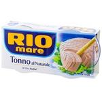 Тунец в собственном соку Rio Mare 2x160г