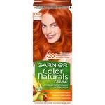 Vopsea de par permanenta cu amoniac Garnier Color Naturals 7.40+ Cupru Pasional