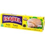Ton in ulei vegetal Isabel 3X80g