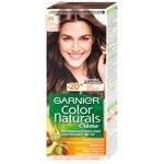 Vopsea de par permanenta cu amoniac Garnier Color Naturals 6N Saten Deschis Natural