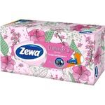 Batiste faciale Zewa Clean&Soft 3 straturi 90buc