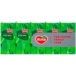Платочки носовые Ruta 3 слоя Aloe Vera 10шт