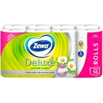 Hirtie igienica Zewa Deluxe Camomile 3 straturi 16 role