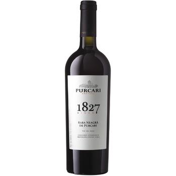 Вино Purcari Vintage Rara Neagra красное сухое 0,75л - купить, цены на Метро - фото 1
