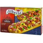 Baguette Alberto Salami congelat 250g