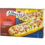 Baguette Alberto Jambon congelat 250g