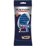 Станки для бритья одноразовые Bic Astor Twin 5шт
