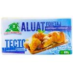 Aluat foietaj Casuta Noastra portionat 800g