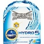 Rezerve Wilkinson Hidro5 4buc