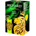 Чай Richard Желёный листовой 90г