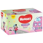 Scutece Pants Box Huggies Girl 9-14kg Nr.5 96buc