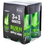 Băutură energizantă Burn Kiwi 3+1 0,25l x 4buc