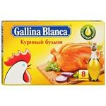Cub Gallina Blanca bulion gaina 8x10g