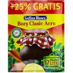 Borș clasic acru Galina Blanca 50g