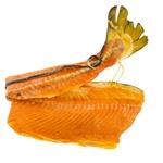 Позвоночник копченого лосося Slavena Lux кг