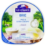 Сыр Brie Ile de France нарезанный 150г