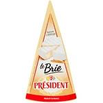 Сыр Brie President 60% 200г