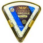 Сыр Арла Кастелло Данаблю с голубой плесенью 100г