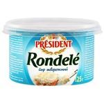 Сыр творожный Rondele President 125г