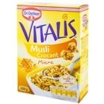 Мюсли Vitalis Dr.Oetker с мёдом 300г