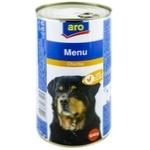 Hrana pentru caini ARO pui 1,24kg