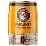 Пиво светлое Paulaner фильтрованное 5л
