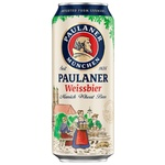 Пиво нефильтрованное Paulaner ж/б 0,5л