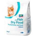 Hrana uscata pisici ARO peste 1kg