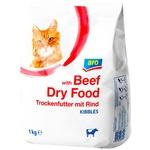 Hrana uscata pisici ARO vita 1kg