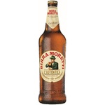 Пиво светлое Birra Moretti стекло 0,66л