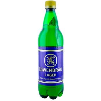 Пиво светлое Lowenbrau ПЭТ 0,75л - купить, цены на Метро - фото 1