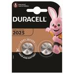 Батарейка Duracell Lithium 2 х 2025