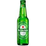Пиво светлое Heiniken стекло 0,33л