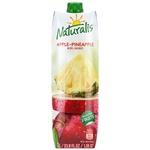 Нектар Naturalis ананас/яблоко 1л