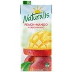 Напиток Naturalis персик/манго 2л