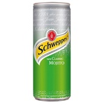 Напиток прохладительный газированный Schweppes Mojito 12x0,25л
