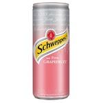 Напиток прохладительный газированный Schweppes Grapefruit 12x0,25л