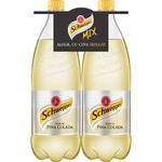 Напиток Schweppes Pinacolada 1л 2шт