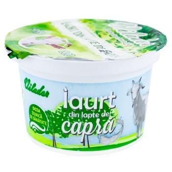 Йогурт с козьим молоком Vilador 4,8% 200г - купить, цены на Метро - фото 1