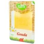 Сыр Gauda Latti нарезанный 150г