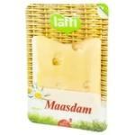 Сыр Maasdam Latti нарезанный 150г