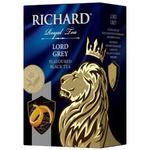 Чай Richard черный листовой Lord Grey 90г
