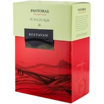 Вино Pastoral Bostavan красное сладкое bag in box 2л